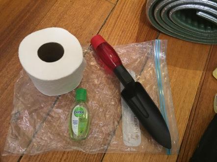 Poop pack
